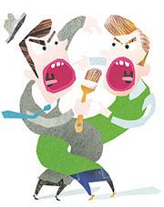 Schonheitsreparaturen In Der Mietwohnung Immer Wieder Streit Um