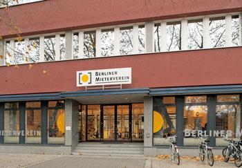 am neuen standort offene t ren berliner mieterverein e v. Black Bedroom Furniture Sets. Home Design Ideas