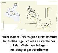 m ngel anzeigen mit erfolg berliner mieterverein e v. Black Bedroom Furniture Sets. Home Design Ideas