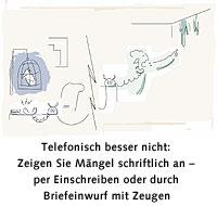 Mängel Anzeigen Mit Erfolg Berliner Mieterverein Ev