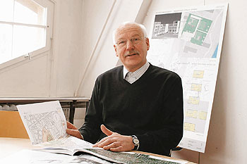 Architekt Winfried Brenne