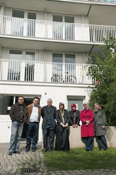 migranten und der wohnungsmarkt nicht mit kopftuch berliner mieterverein e v. Black Bedroom Furniture Sets. Home Design Ideas