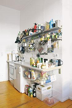 Kleine Räume Gut Nutzen wohnraum optimal nutzen alles an seinem platz berliner