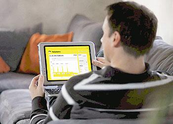 digitale stromz hler den verbrauch immer im blick. Black Bedroom Furniture Sets. Home Design Ideas