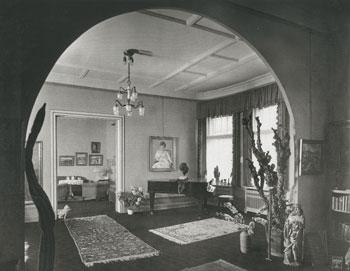 die beletage sch ner wohnen im 19 jahrhundert berliner mieterverein e v. Black Bedroom Furniture Sets. Home Design Ideas