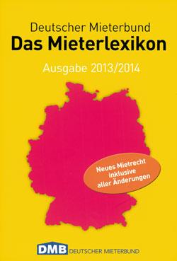 Mieterlexikon 2013/2014