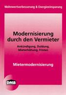 DMB-Broschüre Modernisierung