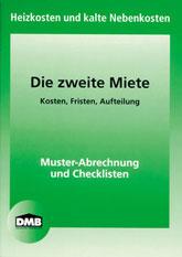 DMB-Broschüre Die zweite Miete