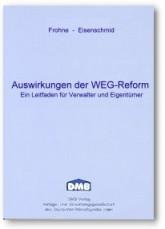 DMB-Fachliteratur: Auswirkungen der WEG-Reform