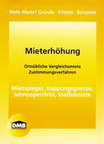 DMB-Broschüre Mieterhöhung