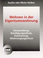 DMB-Broschüre Wohnen in der Eigentumswohnung