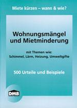 DMB-Broschüre Wohnungsmängel und Mietminderung