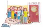 Ihr Recht zwischen Tür und Angel