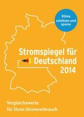 """Titel der Broschüre """"Stromspiegel für Deutschland 2014"""""""