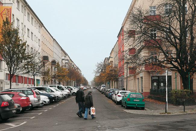 Gebiet Frankfurter Allee Nord