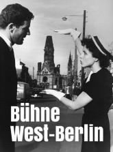 "Filmplakat ""Bühne West-Berlin"""