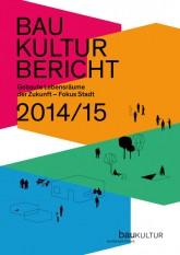 Titel des Baukulturberichts