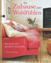 Titelseite des Buches 'Ein Zuhause zum Wohlfühlen'