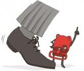Illustration: Mietpreisbremse stoppt Vermieter