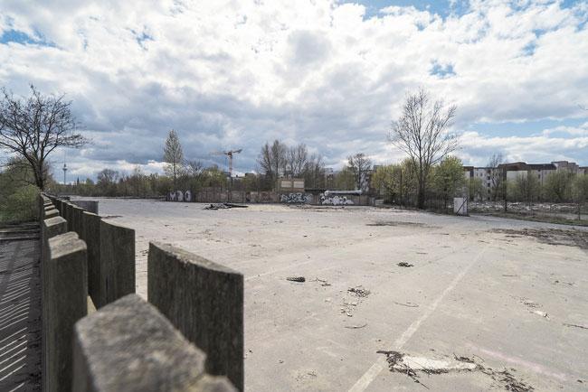 mit der Bürgerbeteiligung noch immer auf Kriegsfuß: Berliner Mauerpark