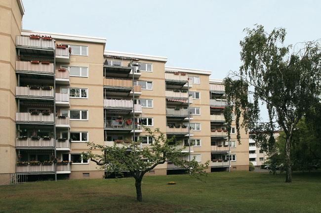 Sozialwohnungen am Paul-Gerhardt-Ring