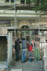 Modernisierung in der Kreuzberger Zeughofstraße 20