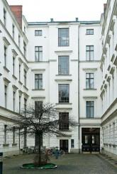 Innenhof des Hauses Alt-Moabit 89-90