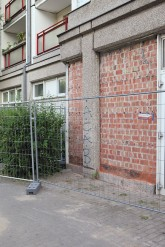 Abrissbedrohte Wilhelmstraße 56-59