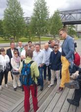 Stockholm zu Gast beim Mieterverein