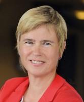 Gabriele Mittag, Sprecherin des Wohnungsunternehmens Gewobag