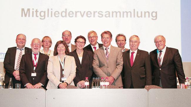 Präsidium des Deutschen Mieterbundes