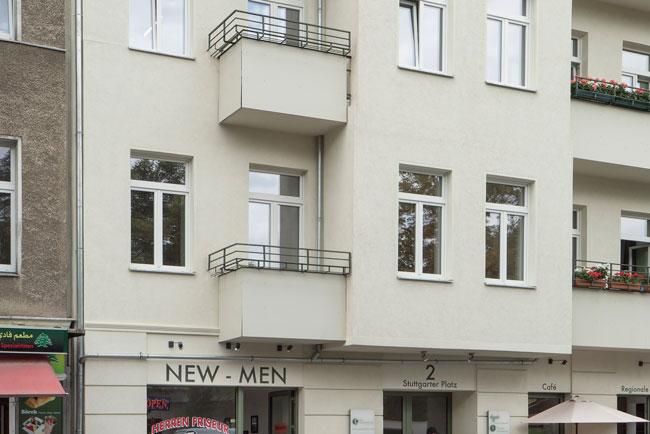 Wohnhaus Stuttgarter Platz 2