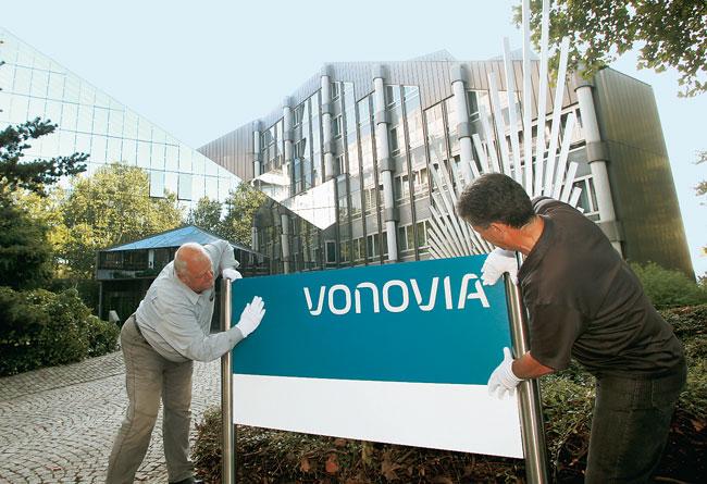 Umfirmierung der Deutschen Annington in Vonovia