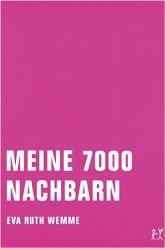 Titelseite des Buches 'Meine 7000 Nachbarn'