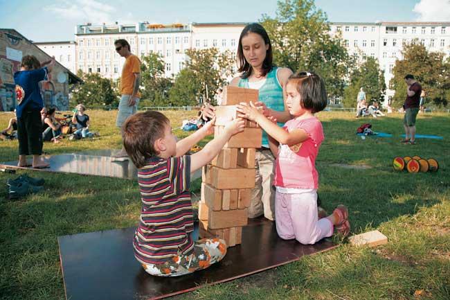 Spielmobil im Görlitzer Park