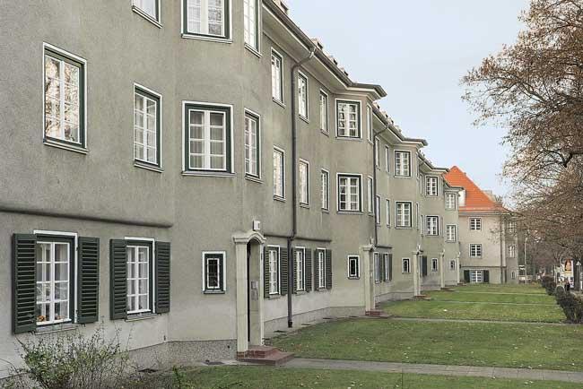 Reichsbanksiedlung in Schmargendorf