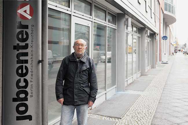 Kündigungsopfer Dieter Scholz