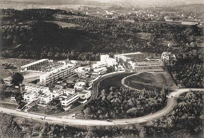 Werkbundsiedlung in Stuttgart-Weißenhof