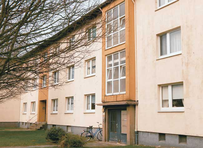 Unsaniertes Haus in Bremerhaven-Wulsdorf