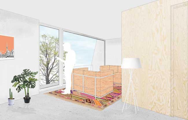 Habersaathstraße: Aufstockung mit luxuriösen Mietwohnungen