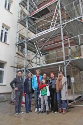 Modernisierung Raumerstraße 13