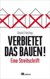 Titelseite des Buches 'Verbietet das Bauen!'