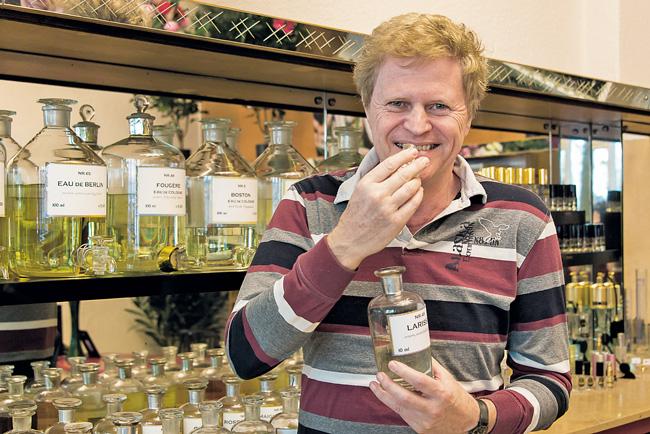 Parfüm-Hersteller Lehmann