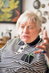 Langjährige Bewohnerin Rita Preuss