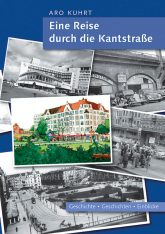 Titelseite des Buches 'Eine reise durch die Kantstraße'