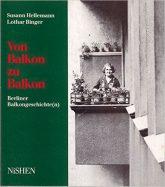 Titelseite des Buches 'Berliner Balkongeschichte(n)