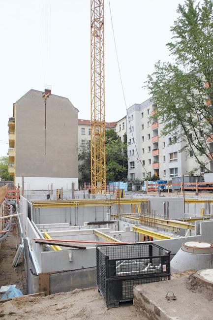 bitte mehr augenma die nachverdichtung der stadt ist planlos berliner mieterverein e v. Black Bedroom Furniture Sets. Home Design Ideas