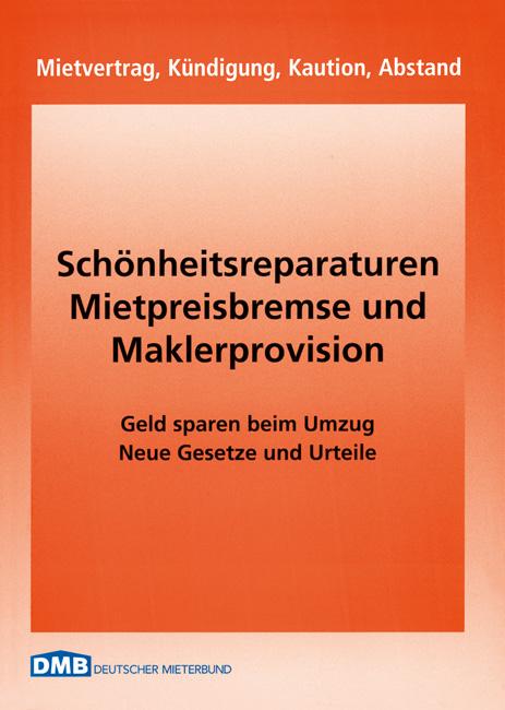 Titelseite der Broschüre zum Wohnungswechsel