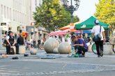 Die Eroberung des öffentlichen Raums