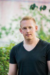 Netz-Aktivist Felix Schönebeck